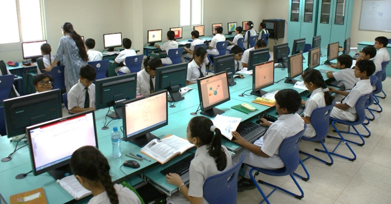 Digitalization of Modern Education in India