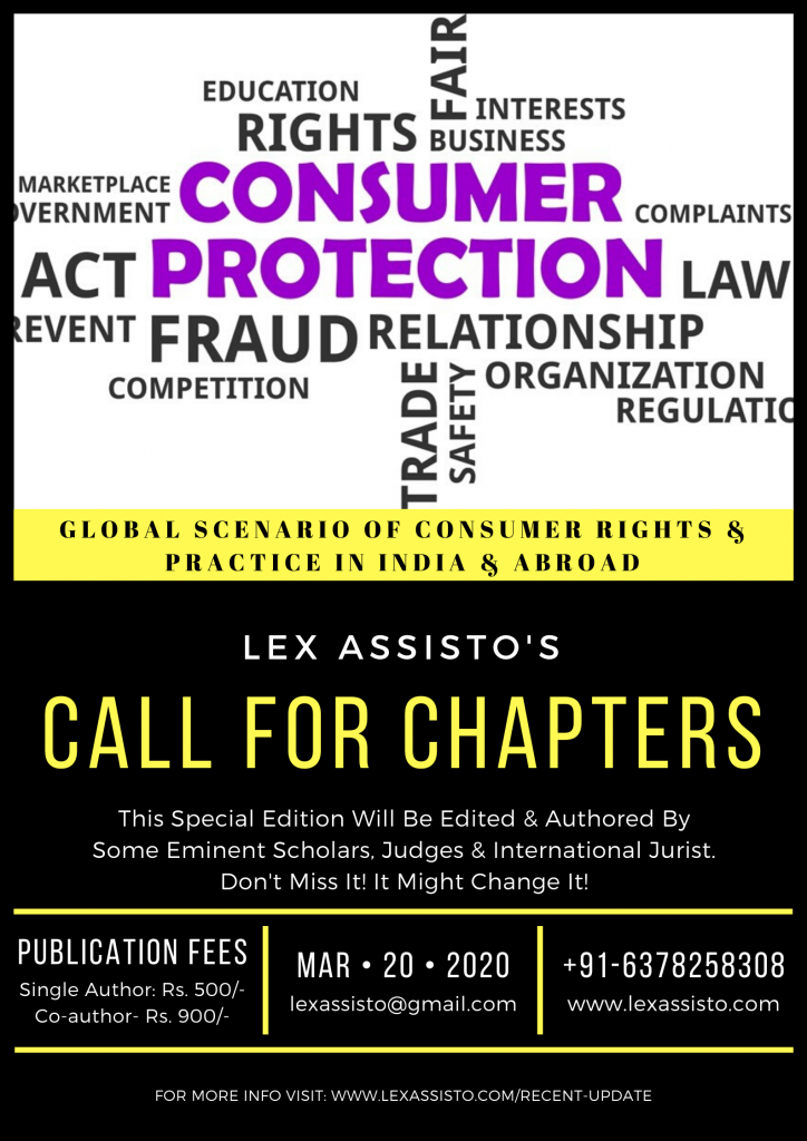 Call for Chapters