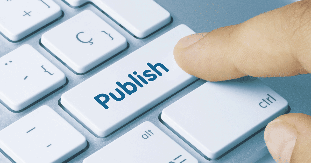 Publication Policy